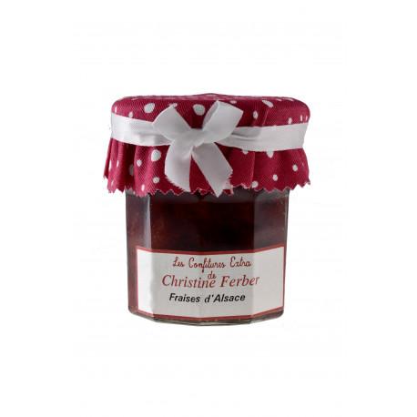 confiture de fraises d 39 alsace christine ferber. Black Bedroom Furniture Sets. Home Design Ideas