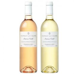 Vin blanc Château la Calisse