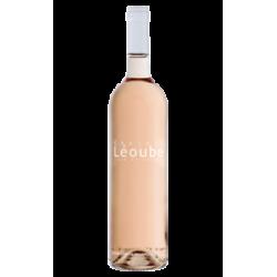 Vin rosé Bio Château Léoube AOC Côtes de Provence 2013