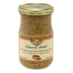 Moutarde au pain d'épices de Dijon