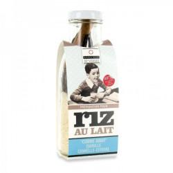Riz au lait Comme Avant (Vanille, Cannelle, Citron)