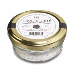 Sel gris de Guérande à la truffe d'été