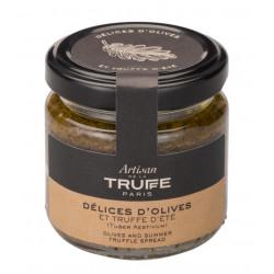 Délice d'olives et truffes d'été