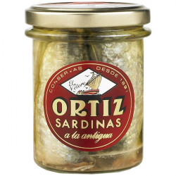 Sardines à l'ancienne