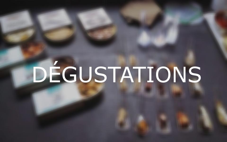 Dégustations Été 2016 Maison Arostéguy