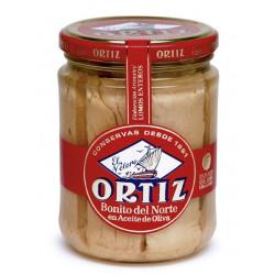 Thon blanc germon à huile d'olive