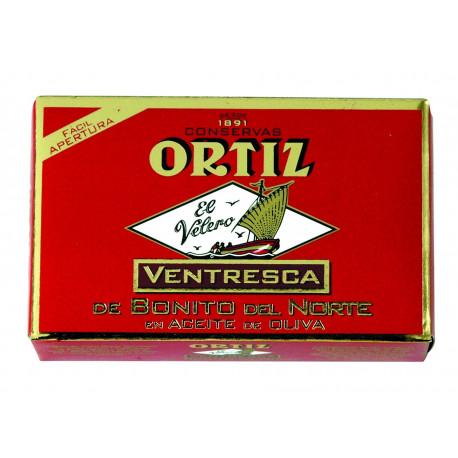 Ventrèche de bonite à l'huile d'olive