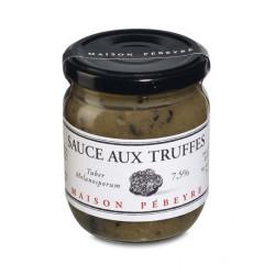 Sauce aux truffes noires 7,5 %
