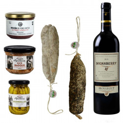 Coffret Basque gourmand