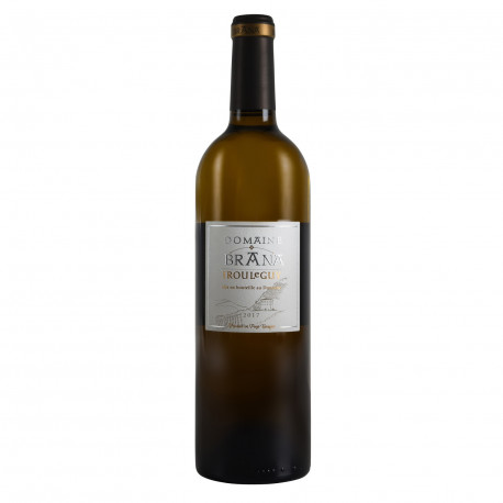 Vin blanc Irouleguy Domaine Brana