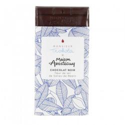 Chocolat noir fleur de sel de Salies-de-Béarn