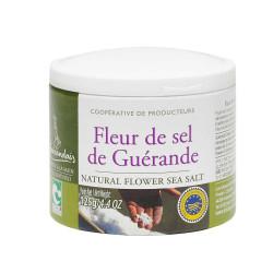 """Fleur de sel de Guérande """"Nature et Progrès"""""""