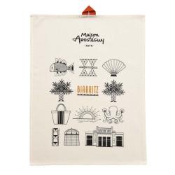 Essuie-mains Biarritz