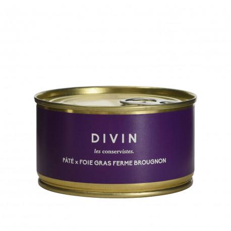Pâté au foie gras le Divin