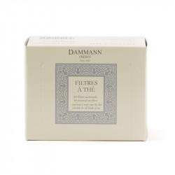 Boîte de 64 filtres à thé individuels