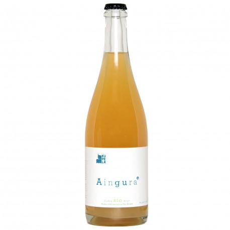 Cidre Basque Bio Aingura