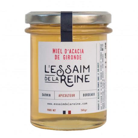 Miel d'acacia de Gironde