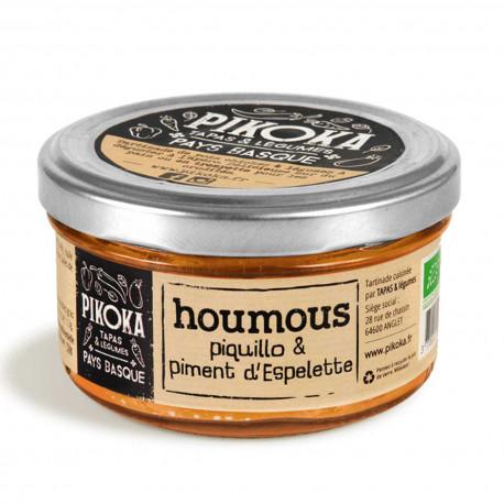 Houmous Piquillo & Piment D'Espelette