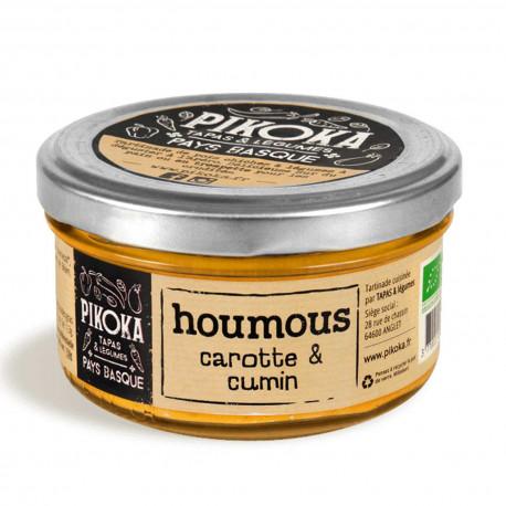Houmous Carotte & Cumin