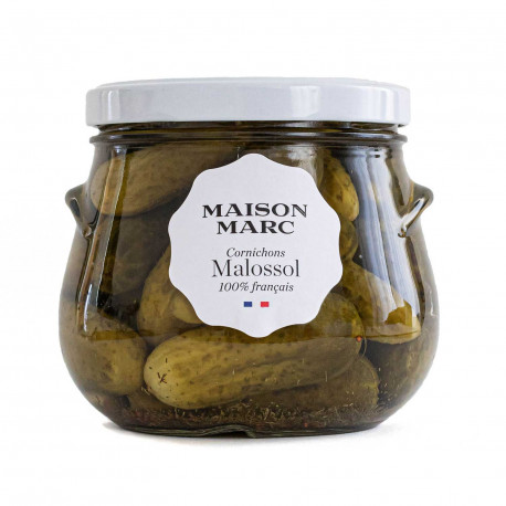 Cornichons Malossol