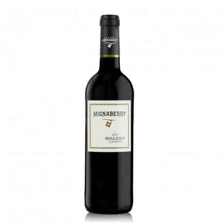 Vin rouge Irouleguy Domaine Mignaberry 2012