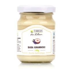 Baba Ghannouj, Caviar d'Aubergines Libanais