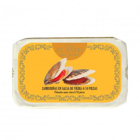 Pétoncle sauce Vieira