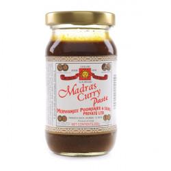 Pâte de curry de Madras