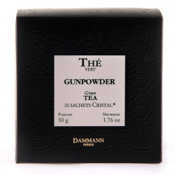 Thé gunpowder
