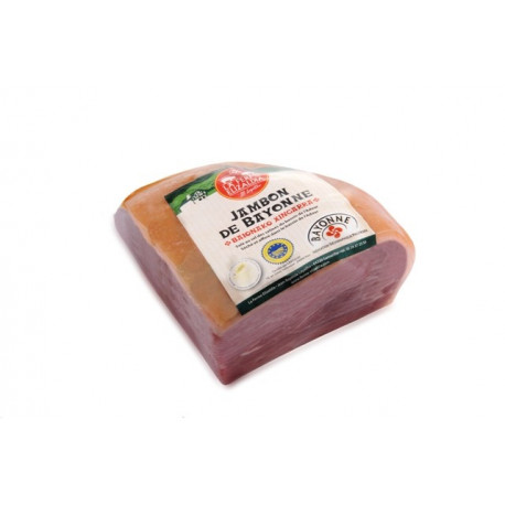 Jambon de Bayonne en quart