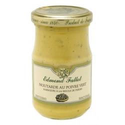 Moutarde au poivre vert