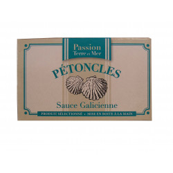 Pétoncles sauce Galicienne