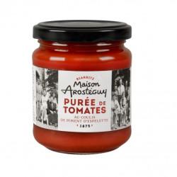 Purée de tomates