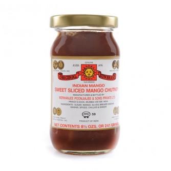 Chutney de mangue Sweet Sliced Sun Brand par Maison Arostéguy