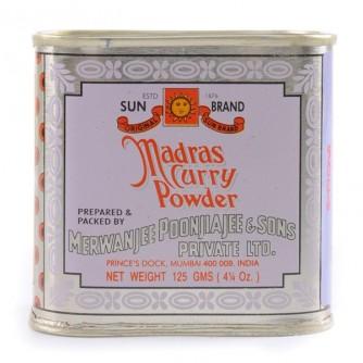 Curry de Madras Sun Brand par Maison Arostéguy