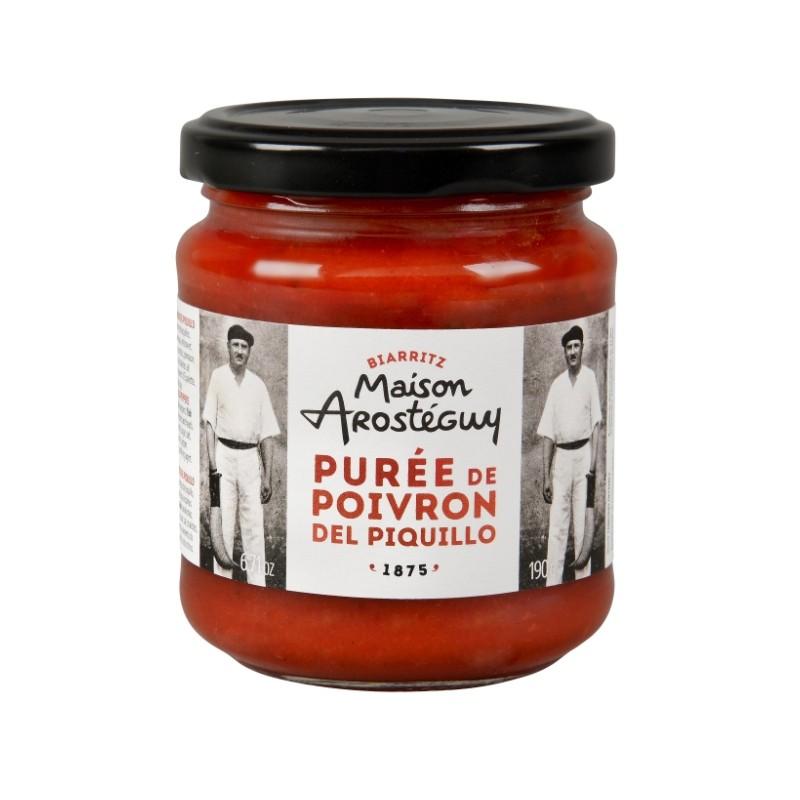 Purée de poivron del Piquillo Maison Arostéguy